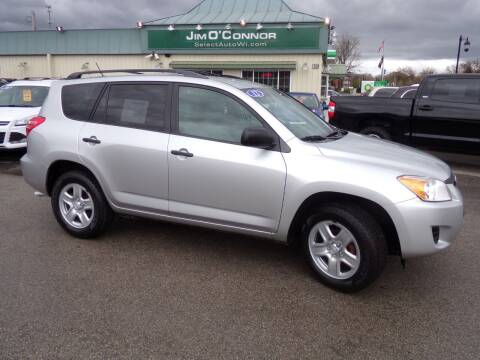 2012 Toyota RAV4 for sale at Jim O'Connor Select Auto in Oconomowoc WI