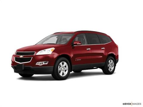 2010 Chevrolet Traverse for sale at Meyer Motors in Plymouth WI