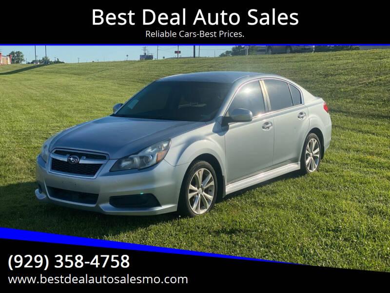2014 Subaru Legacy for sale in Saint Charles, MO