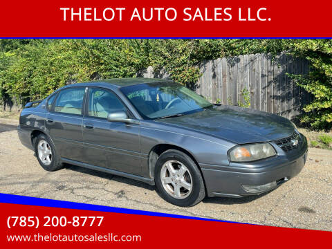 2005 Chevrolet Impala for sale at THELOT AUTO SALES LLC. in Lawrence KS