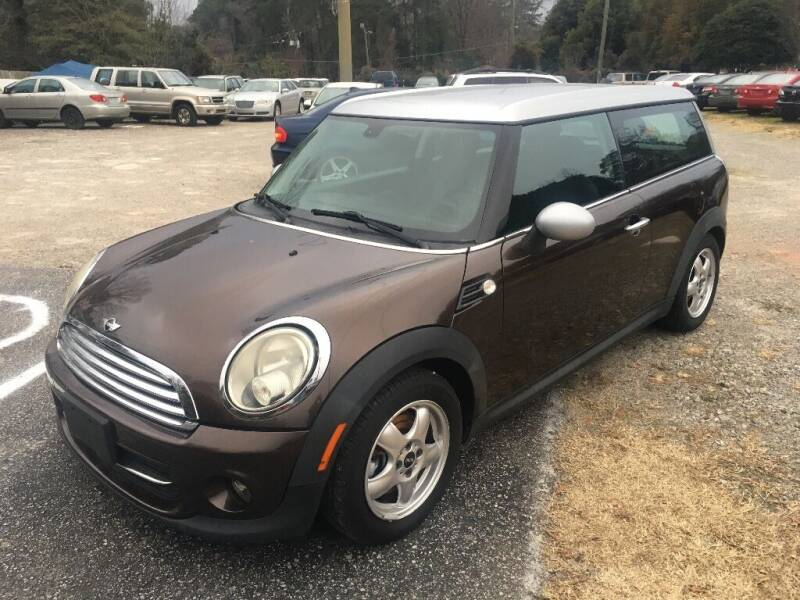 2011 MINI Cooper Clubman for sale at Deme Motors in Raleigh NC