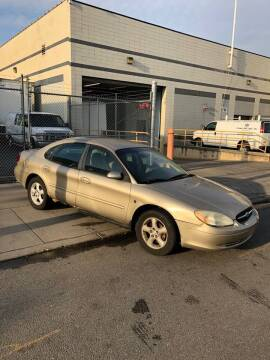 2000 Ford Taurus for sale at O A Auto Sale in Paterson NJ