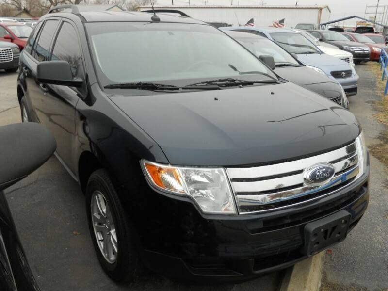 2010 Ford Edge for sale at A & G Auto Sales in Lawton OK