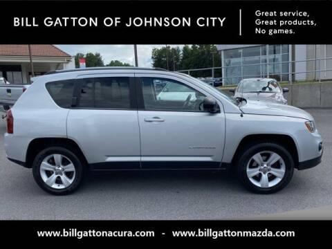 2014 Jeep Compass for sale at Bill Gatton Used Cars - BILL GATTON ACURA MAZDA in Johnson City TN