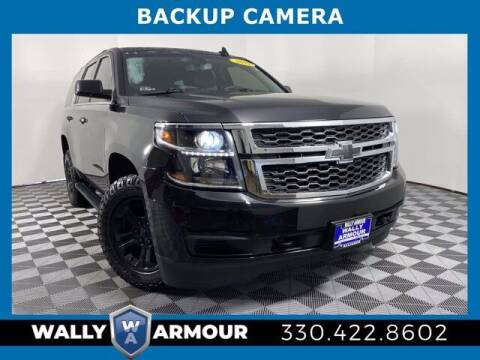 2019 Chevrolet Tahoe for sale at Wally Armour Chrysler Dodge Jeep Ram in Alliance OH