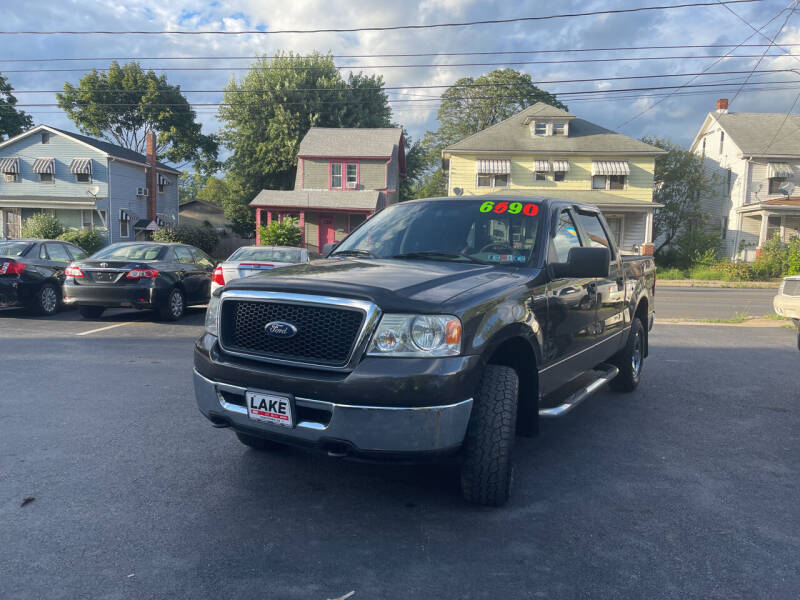2006 Ford F-150 for sale at Roy's Auto Sales in Harrisburg PA