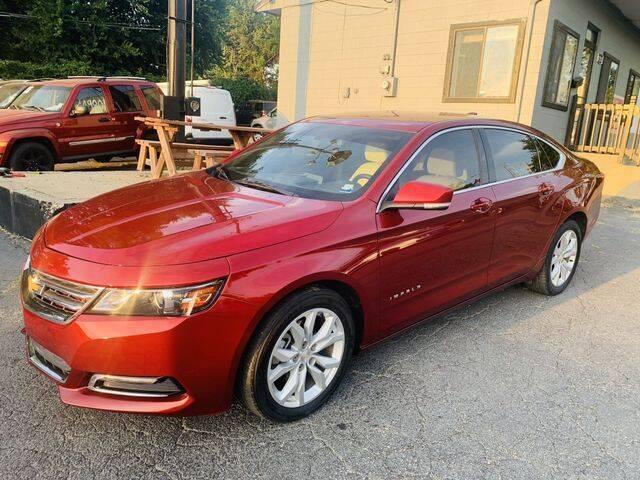 2018 Chevrolet Impala for sale at M&M's Auto Sales & Detail in Kansas City KS