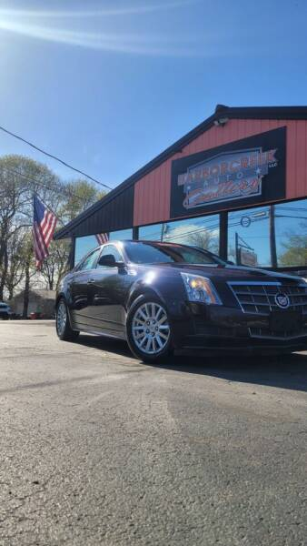 2010 Cadillac CTS for sale at Harborcreek Auto Gallery in Harborcreek PA