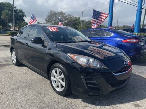 2010 Mazda MAZDA3 for sale at AUTO PROVIDER in Fort Lauderdale FL