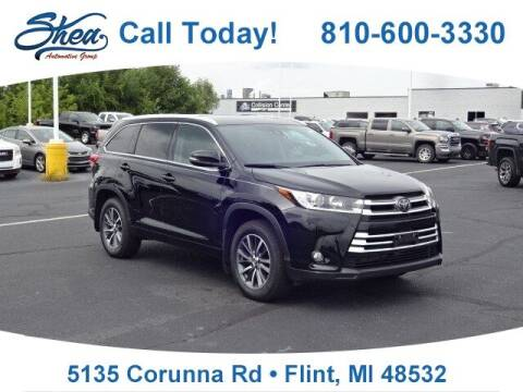 2018 Toyota Highlander for sale at Jamie Sells Cars 810 in Flint MI