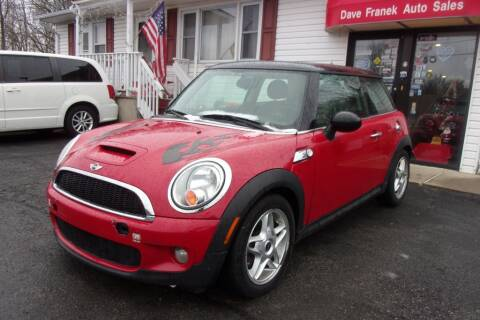 2010 MINI Cooper for sale at Dave Franek Automotive in Wantage NJ