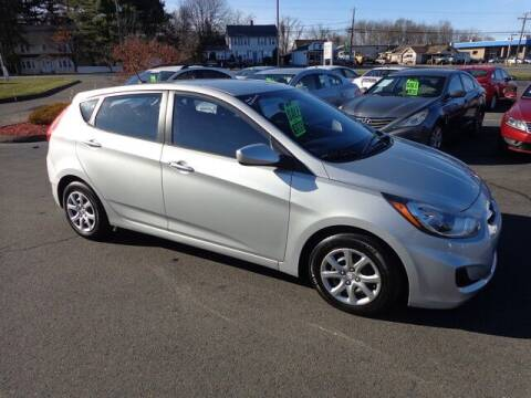 2014 Hyundai Accent for sale at BETTER BUYS AUTO INC in East Windsor CT