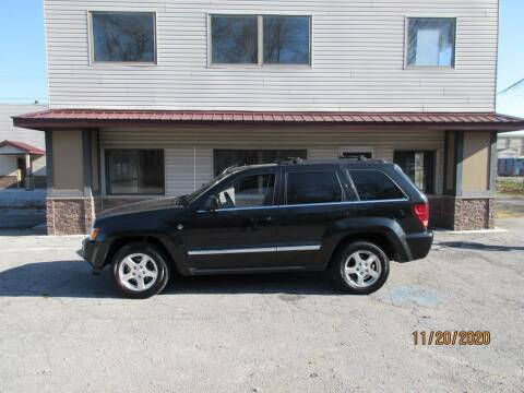 2005 Jeep Grand Cherokee for sale at Settle Auto Sales TAYLOR ST. in Fort Wayne IN