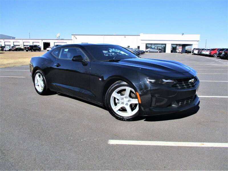 2020 Chevrolet Camaro for sale at Auto Gallery Chevrolet in Commerce GA