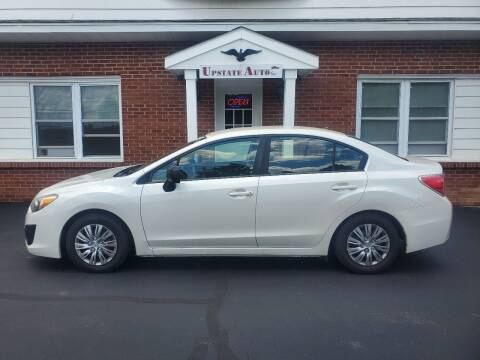 2014 Subaru Impreza for sale at UPSTATE AUTO INC in Germantown NY