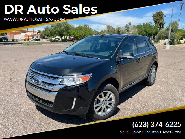 2014 Ford Edge for sale at DR Auto Sales in Glendale AZ