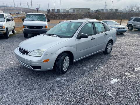 2006 Ford Focus for sale at Bailey's Auto Sales in Cloverdale VA