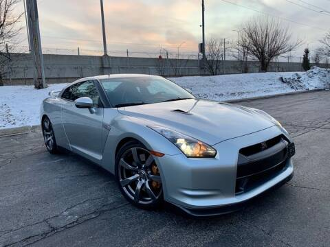 2009 Nissan GT-R for sale at EMH Motors in Rolling Meadows IL