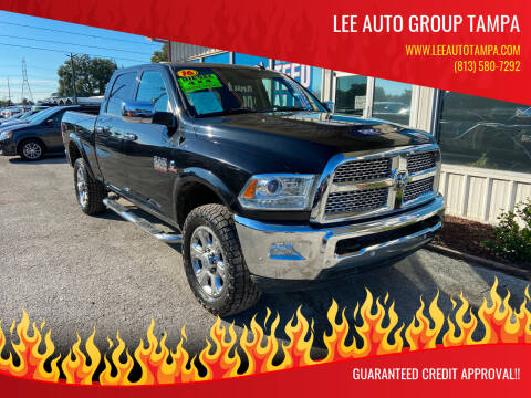 2016 RAM Ram Pickup 2500 for sale at Lee Auto Group Tampa in Tampa FL
