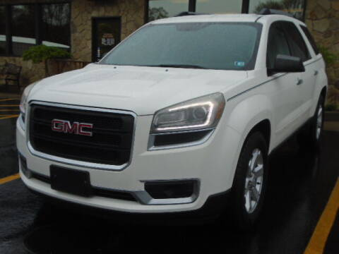 2013 GMC Acadia for sale at Rogos Auto Sales in Brockway PA