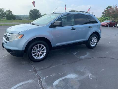 2008 Ford Edge for sale at Doug White's Auto Wholesale Mart in Newton NC