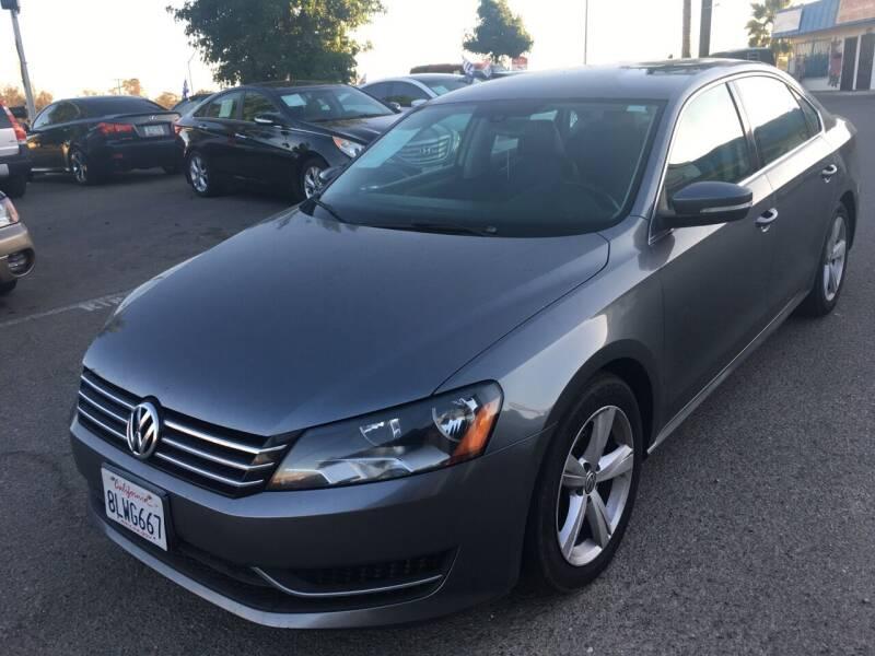 2014 Volkswagen Passat for sale at Gold Coast Motors in Lemon Grove CA