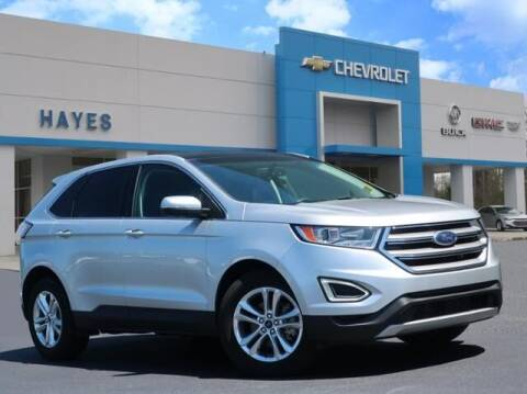 2016 Ford Edge for sale at HAYES CHEVROLET Buick GMC Cadillac Inc in Alto GA