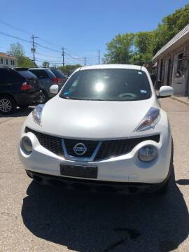 2013 Nissan JUKE for sale at Leo Auto Sales in Warwick RI