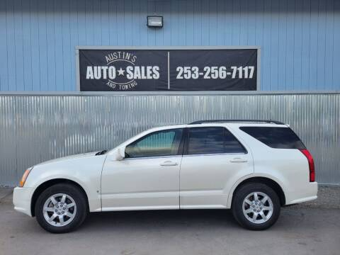 2008 Cadillac SRX for sale at Austin's Auto Sales in Edgewood WA