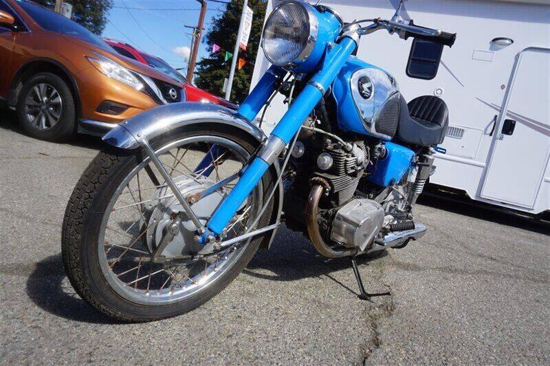 1965 Honda 305 SUPER HAWK - Fremont CA