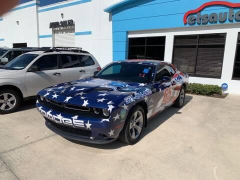 2015 Dodge Challenger for sale at ETS Autos Inc in Sanford FL