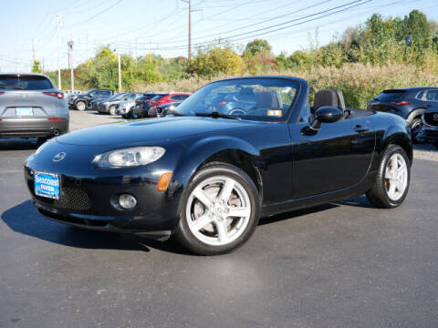 2006 Mazda MX-5 Miata for sale at The Yes Guys in Portsmouth NH
