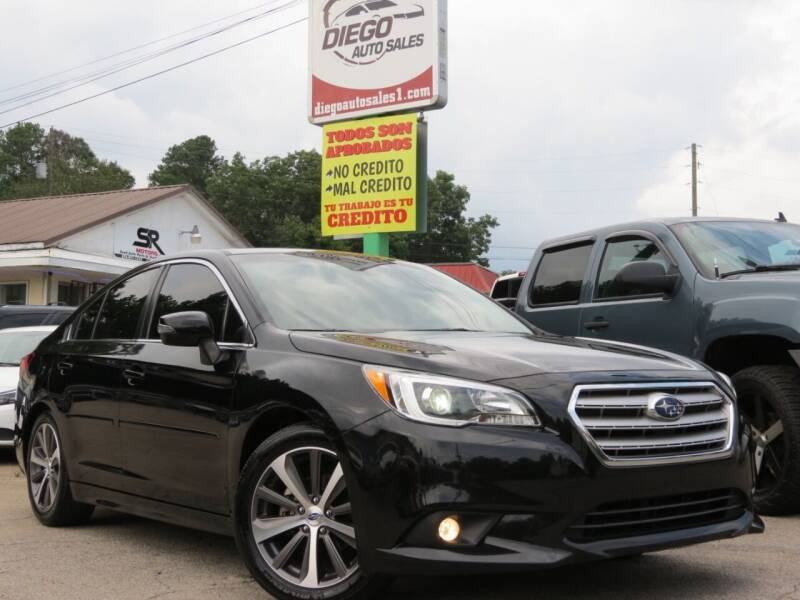 2017 Subaru Legacy for sale at Diego Auto Sales #1 in Gainesville GA