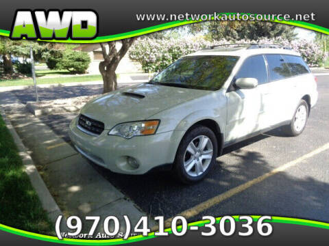 2007 Subaru Outback for sale at Network Auto Source in Loveland CO