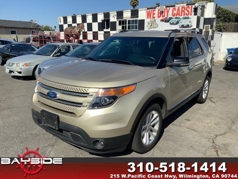 2011 Ford Explorer for sale at BaySide Auto in Wilmington CA