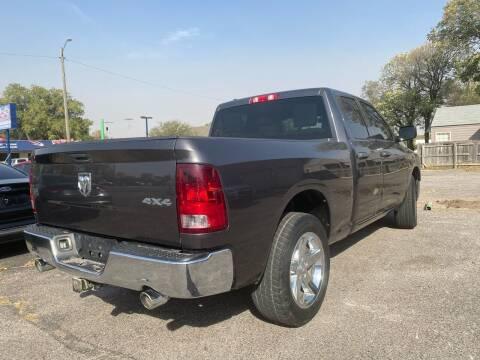 2014 RAM Ram Pickup 1500 for sale at Unique Motors in Wichita KS