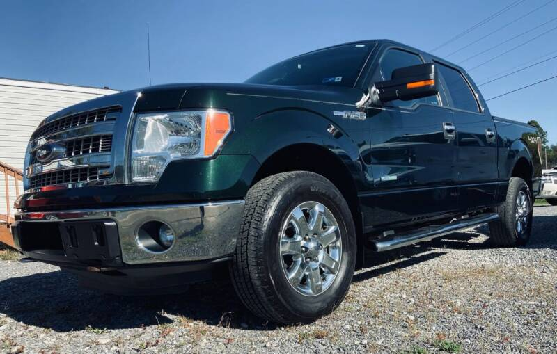 2013 Ford F-150 for sale at Bailey's Pre-Owned Autos in Anmoore WV