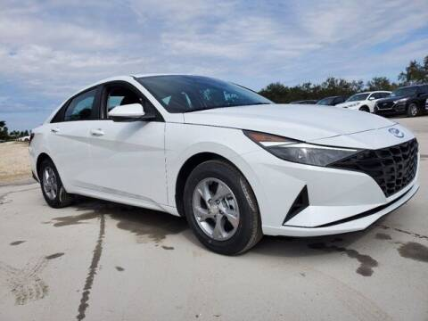 2021 Hyundai Elantra for sale at DORAL HYUNDAI in Doral FL