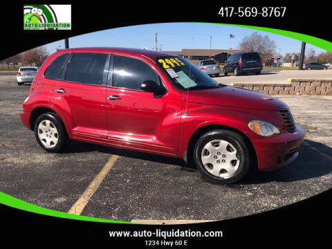 2009 Chrysler PT Cruiser for sale at Auto Liquidation in Republic MO
