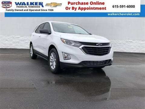2020 Chevrolet Equinox for sale at WALKER CHEVROLET in Franklin TN