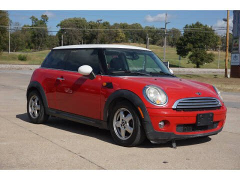 2009 MINI Cooper for sale at Sand Springs Auto Source in Sand Springs OK