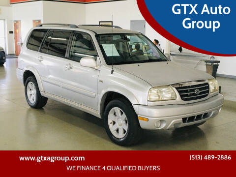 2002 Suzuki XL7 for sale at GTX Auto Group in West Chester OH