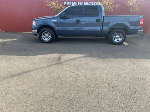 2005 Ford F-150 for sale at Premier Motors in Milton Freewater OR