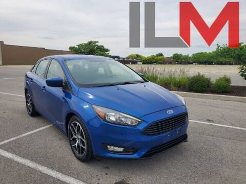 2018 Ford Focus for sale at INDY LUXURY MOTORSPORTS in Fishers IN