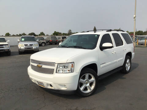2007 Chevrolet Tahoe for sale at My Three Sons Auto Sales in Sacramento CA