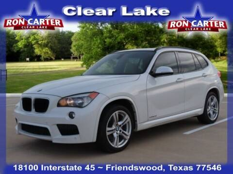2014 BMW X1 for sale at Ron Carter  Clear Lake Used Cars in Houston TX