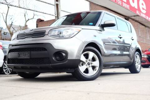 2017 Kia Soul for sale at HILLSIDE AUTO MALL INC in Jamaica NY