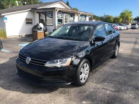 2017 Volkswagen Jetta for sale at Denny's Auto Sales in Fort Myers FL