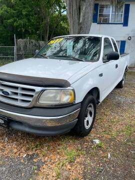 1999 Ford F-150 for sale at Ideal Motors in Oak Hill FL