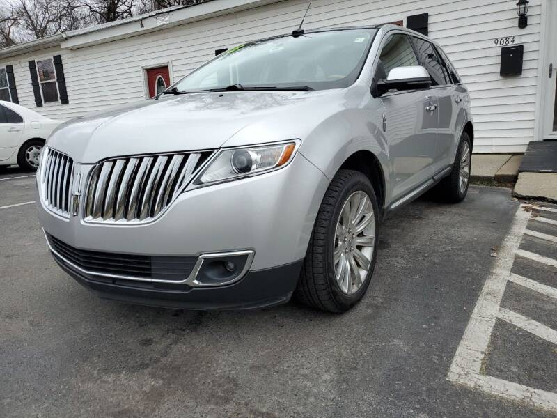 2013 Lincoln MKX for sale at NextGen Motors Inc in Mt. Juliet TN